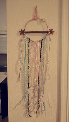 Dreamcatcher for my niese ❤
