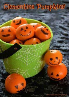 Clementine 'Pumpkins'