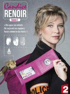 Candice RENOIR [Replay], retour sur France 2 pour une saison 2 - SONDAGES & TENDANCES...