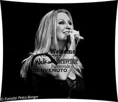 Welkom op de fansite van zangeres Petra Berger