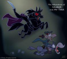50 Chibis Disney : Ichabod by princekido.deviantart.com on @deviantART