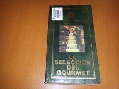Título: La selección del gourmet, España, 1995  / Ubicación: FCCTP – Gastronomía – Tercer piso / Código:  G/ES/ 647.95 S 1995