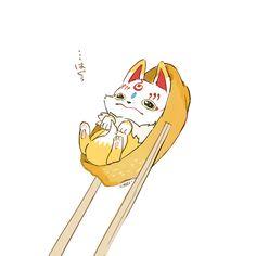 Cupwognvyaaj_zc Touken Ranbu, Japanese History, Food Drawing, Anime Guys, Sword, Chibi, Otaku, Anime Art, Character Design