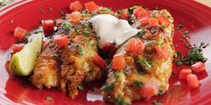 The Pioneer Woman's Chicken Enchiladas Recipes | Food Network Canada
