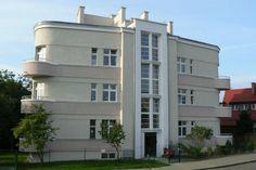 Gdynia - modernizm. Dom mieszkalny wielorodzinny Opolanka, ul. Piotra Skargi 9,1936-1939 r.