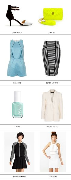 9 Wearable Fashion Trends for Spring