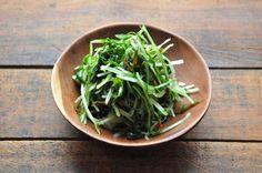 水菜の漬物のレシピ/作り方:白ごはん.com