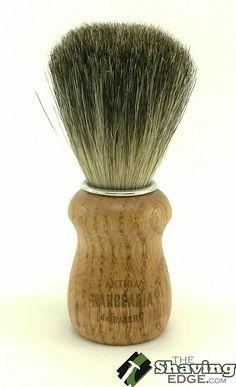 Antiga Barbearia de Bairro Badger Shaving Brush