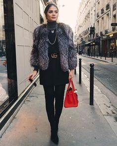 Ai como amo essa luz de fim de tarde... ❤️   Lookzinho para andar muito hoje em Paris! Vocês têm acompanhado meu Insta Stories?! #thassiafrenchdays #ootd #Paris