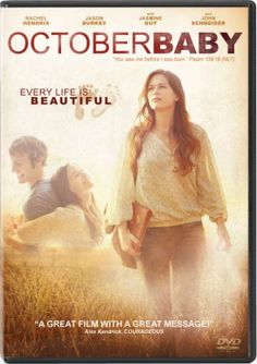 #October Baby is such a powerful movie!