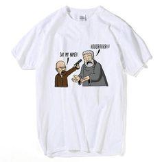 HanHent Breaking Bad Game of Thrones T Shirt Men Hodor Heisenberg Casual Man T-Shirt Cotton Swag tshirt homme Tops Funny Shirt Mens Tee Shirts, Funny Shirts, T Shirt, Game Of Thrones Outfits, Sleeve Styles, Men Casual, Heisenberg, Breaking Bad, Clothes