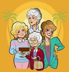 Love the golden girls