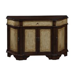 Found it at Wayfair - 1 Drawer 4 Door Cabinet
