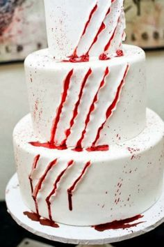 25 Weird, Creepy, Spooky and Scary Halloween Cakes