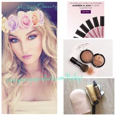 Summer must haves! Easy to apply #younique #makeup #hottie #lipplumper #lips #bronzer #tanning #tan #lotion #power #bronze #summer #pretty #beauty   www.youniqueproducts.com/haileyr  Instagram: HaiileyyXObeauty