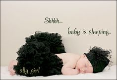 Black Newborn Ally Girl petticoat