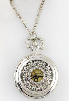 Pocketwatch Necklace
