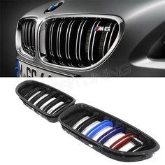 BMW 6 Series M Series F06 F12 F13 M6 Carbon Fiber Front Grille (4) | 相片擁有者 DCR TUNING