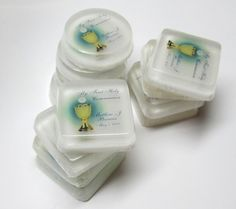Personalized First Communion Favor Soaps by soapsationalcreation