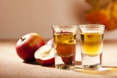 Apple Pie Shot | 10 Shot Masterpieces That Will Delight Your Holiday Guests