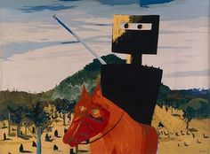 Works by Sidney Nolan :: The Collection :: Art Gallery NSW Modern Art Artists, Gallery Of Modern Art, Art Gallery, Ned Kelly, Australian Painting, Australian Artists, Sidney Nolan, Victoria Art, European Paintings