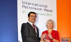 Minister of Energy and Industry Receives International…