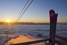 Sunrise in Jackson Hole!