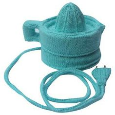 knitted juicer