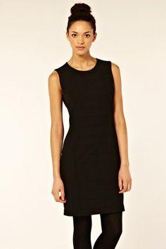 Minimal Pleat Rome Dress $115