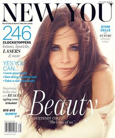 Great new anti aging/beauty magazine!