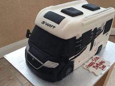 Motorhome birthday cake!