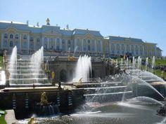 Petergof, St. Petersburg