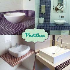 Tipos de bancadas para banheiro