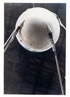 Oct. 4 1957 - Sputnik the Dawn of the Space Age
