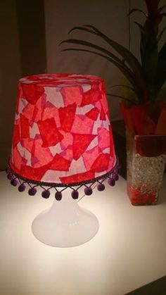 ikea lampje pimpen