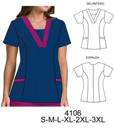 Dental Health Important Spa Uniform, Scrubs Uniform, Scrubs Pattern, Medical Uniforms, Medical Scrubs, Nursing Dress, Work Attire, Barbie Clothes, Dress Patterns