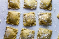 Ravioli Dough And Choice Of 4 Fillings Recipe - Genius Kitchen