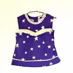 Blusa Stars