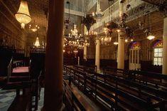 Nahon Synagogue, Morocco