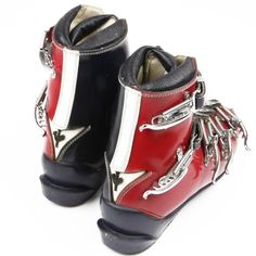 Chaussures de ski Heschung - Vintage