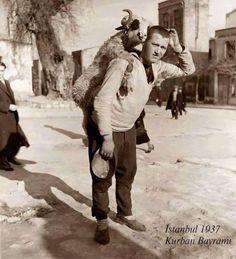 Kurban Bayramı, 1937 #istanbul #istanlook