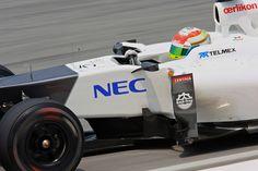 Sergio Perez- Sauber F1 Team Lewis Hamilton, Malaysia 2012 2012 Formula 1 Malaysian Grand Prix.  #motorsport #f1 #automotive #formula #one #race #car #lemans #btcc #le #mans #auto #art #mcqueen #steve  http://www.thegalleryofspeed.com/ #2012 #wrc #motorsport #formulaone
