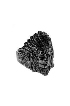 *Mister  Chief Ring - Black - Mister SFC