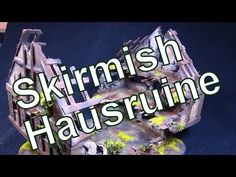 Episode 9: self made skirmish ruin - YouTube