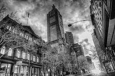 Winter in Melbourne