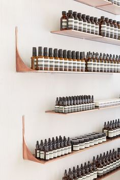 Aesop store in San Francisco Jaskson Square / Tacklebox
