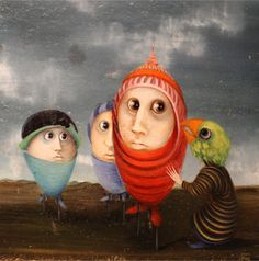 Bridget Tichenor   Oil Paintings