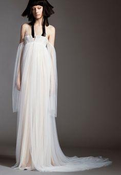 Robes de mariée Vera Wang 2018  une collection atypique et totalement  différente