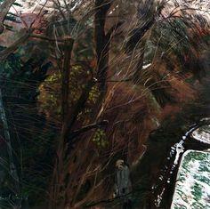 Carel Weight, Bitter Winter  on ArtStack #carel-weight #art