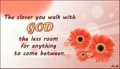 Amen keep walking